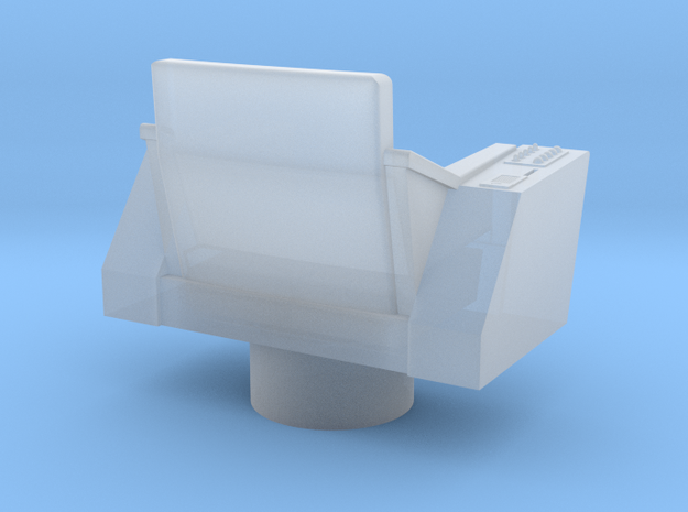 Bridge - Captain's Chair 48 in Smooth Fine Detail Plastic