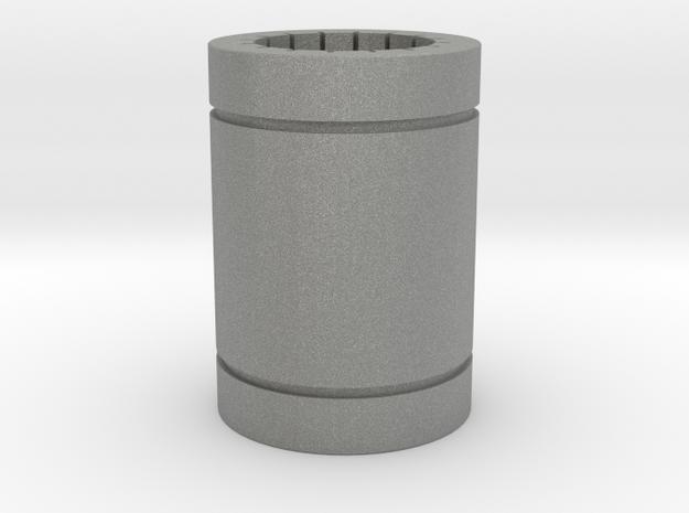 Linear bearing LM30UU in Gray PA12