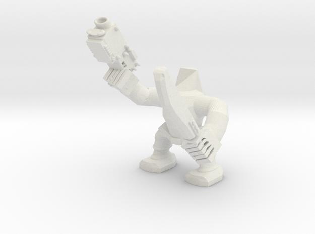 Orc Boy1 in White Natural Versatile Plastic