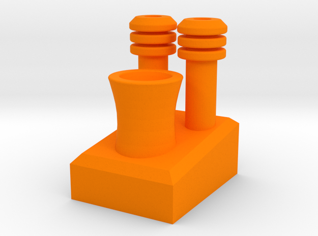 One Power Plant 3d printed