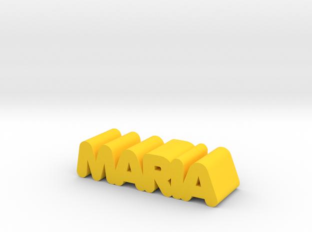 Maria 3d printed