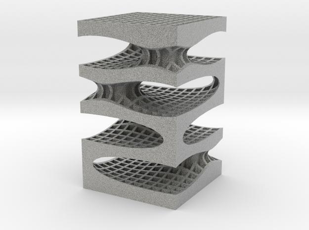 DRAW geo - lathe 3d printed