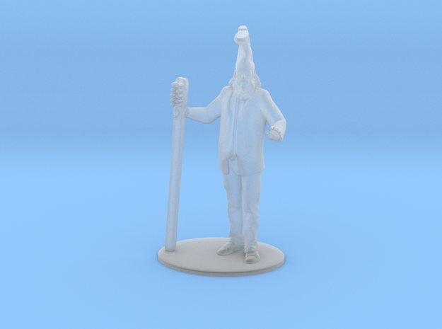 Vermin Supreme Miniature in Smooth Fine Detail Plastic: 1:60.96