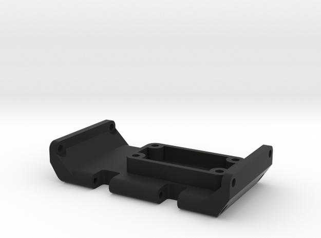 SSD Scale Trans Skid in Black Natural Versatile Plastic