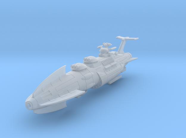 EDSF Battleship Mk 2 Siren in Smooth Fine Detail Plastic