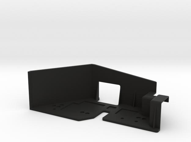 JK RH Fender SSD Trans in Black Natural Versatile Plastic