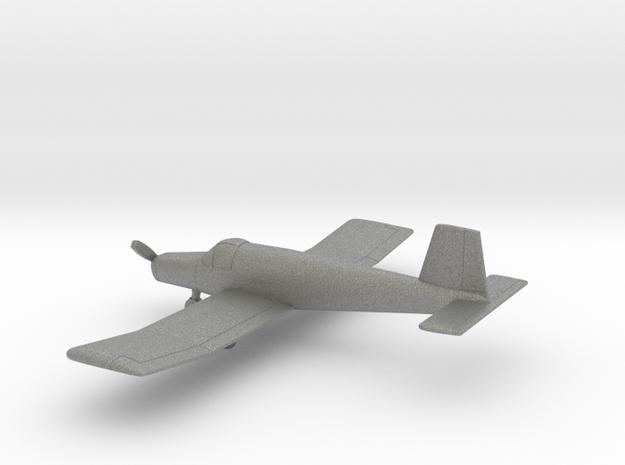 Fletcher FU-24-950 in Gray PA12: 1:144