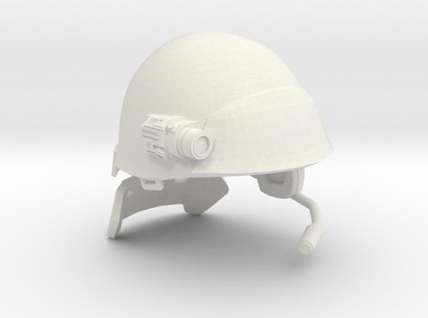 """1/10 scale USCM Helmet for 7"""" figures"""