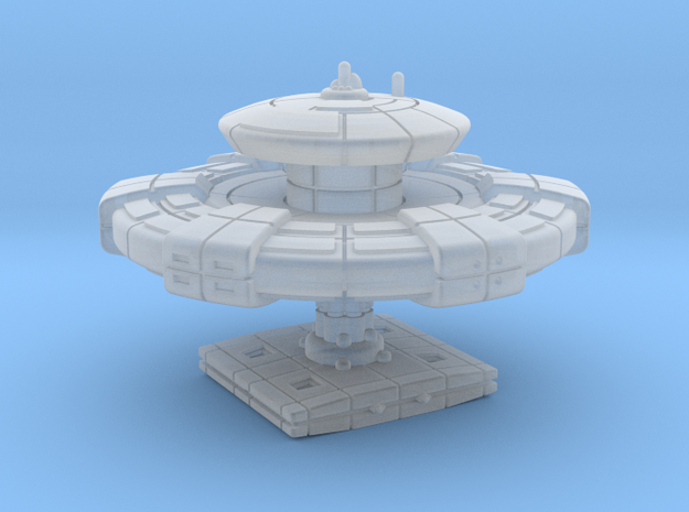 Base Size-5 in Smooth Fine Detail Plastic