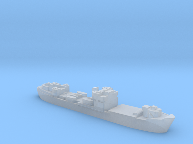 German Sperrbrecher 181 WW2 1:2400 in Smooth Fine Detail Plastic