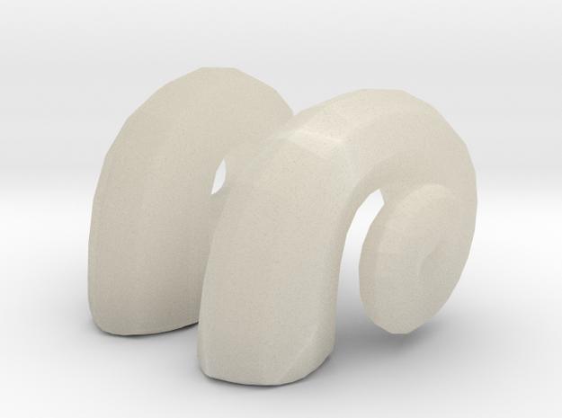 Bjd Ram Horns: side Magnet SD size