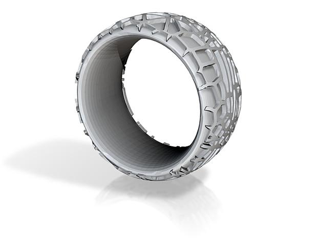 Vor Ring 3d printed