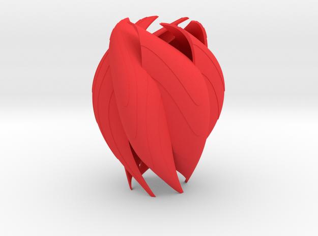 COROLLA Vase 3d printed