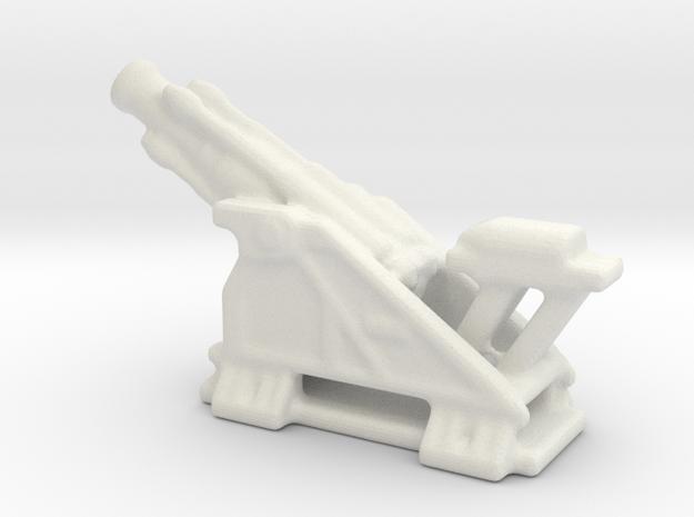 bl 15 inch siege howitzer 1/160  in White Natural Versatile Plastic