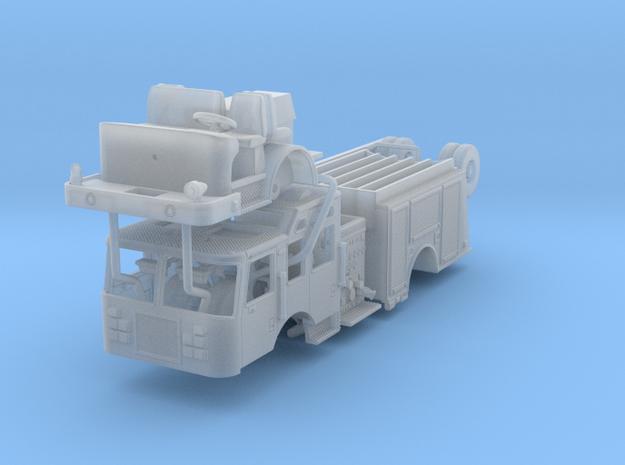 1/160 Philadelphia1995-1996 KME Engine in Smooth Fine Detail Plastic