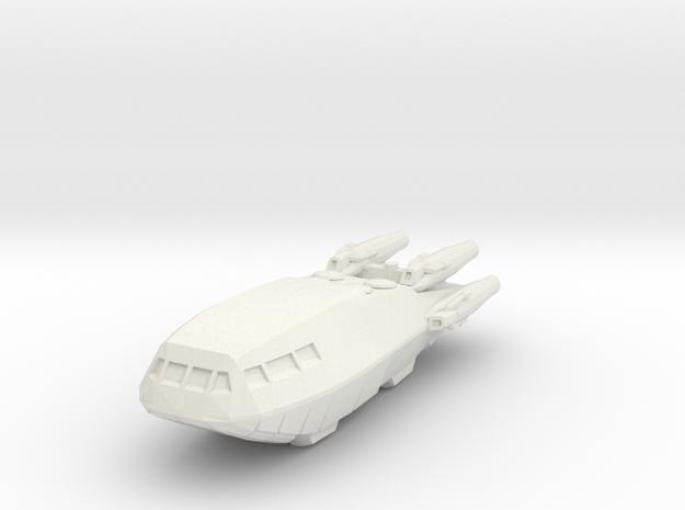 BSG Colonial Shuttle MkII V4 3d printed