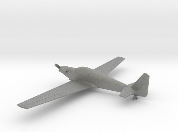 Fournier RF-4D in Gray PA12: 1:87 - HO