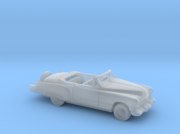 1/160 1949 Cadillac Eldorado Open Conv.w.C.Kit in Smooth Fine Detail Plastic