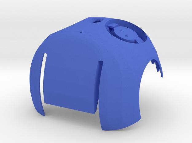 Front of DARwIn-OP head 3d printed