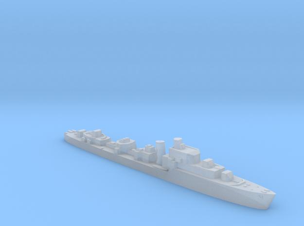 HMS Saumarez destroyer 1:1250 WW2 in Smooth Fine Detail Plastic