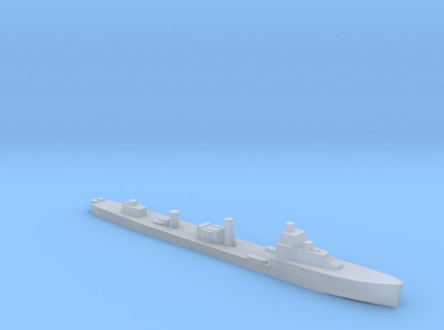 HMS Velox LR Escort 1:1250 WW2 in Smooth Fine Detail Plastic