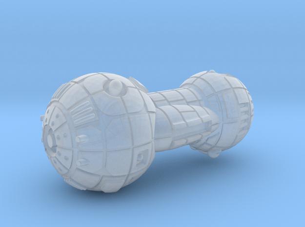 Terran (TFN) Battle Cruiser (alt) in Smooth Fine Detail Plastic
