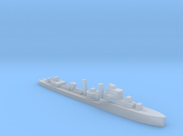 HMS Grenville H03 destroyer 1:1250 WW2 in Smooth Fine Detail Plastic