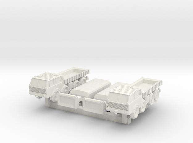 Z Scale Truck Tatra 813 3d printed
