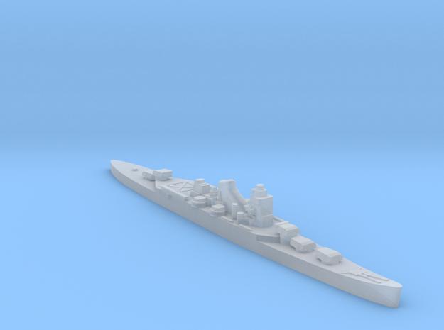 IJN Mogami cruiser 1:1250 WW2 Modellers Ed 1 in Smooth Fine Detail Plastic