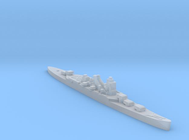 IJN Mogami cruiser 1:1200 WW2 Modellers Ed 1 in Smooth Fine Detail Plastic