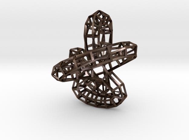 TopMod3D Test 3d printed