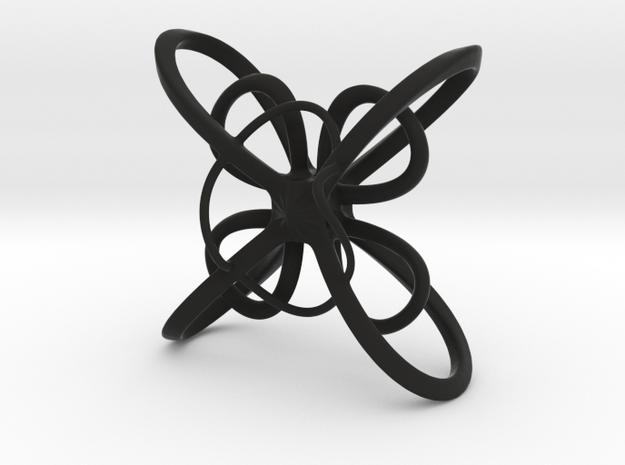 InfiniTangle Box 3d printed