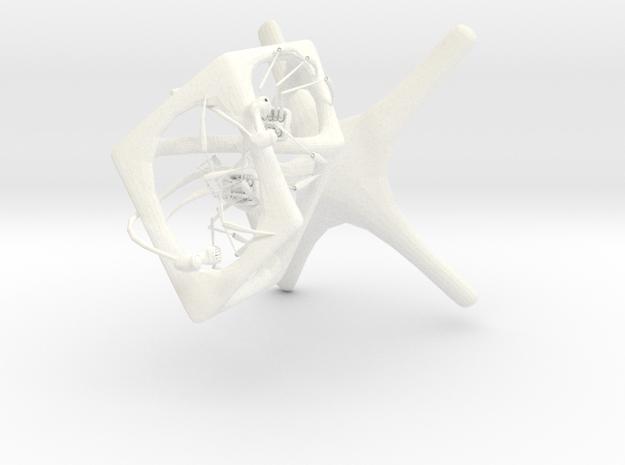 Phone Spiders on Impossible Object 3d printed