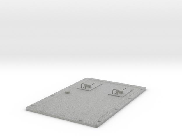 Arcade Coin Door A 3d printed