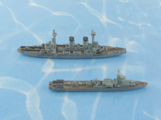 IJN MInelayers I 1/1800 in Smooth Fine Detail Plastic