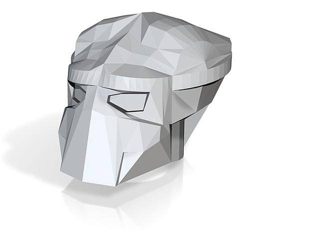 Assault Trooper Head 3d printed