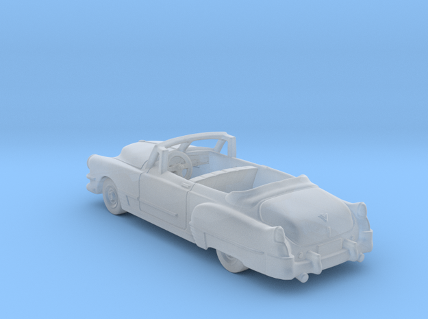 Cadillac Convertible Series 62  1:120 TT in Smooth Fine Detail Plastic