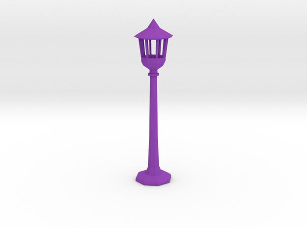 street lamp 3d printed