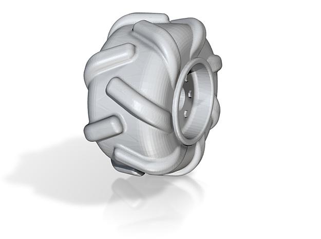 28mm Wheel 3d printed
