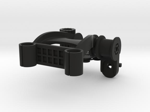 Ollie_SmithBASE1560WBPADUNI in Black Natural Versatile Plastic