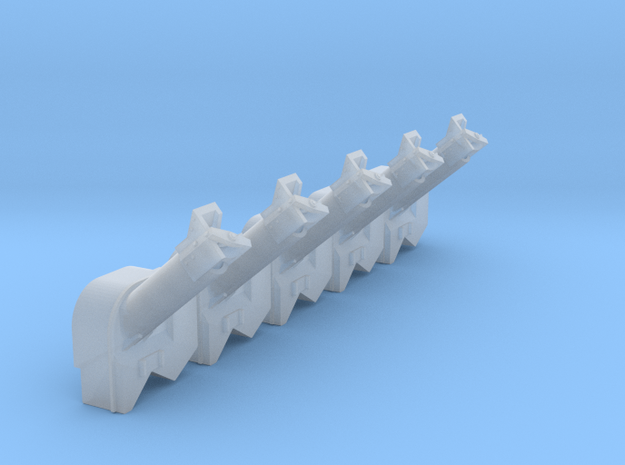 S-Series Bubble Up Auger (5) in Smooth Fine Detail Plastic