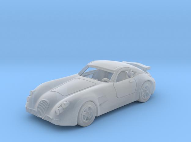 Wiesmann GT MF5 1:87 HO in Smooth Fine Detail Plastic