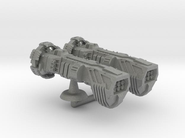 Tir Battler G1 re-work 1:20000 in Gray PA12