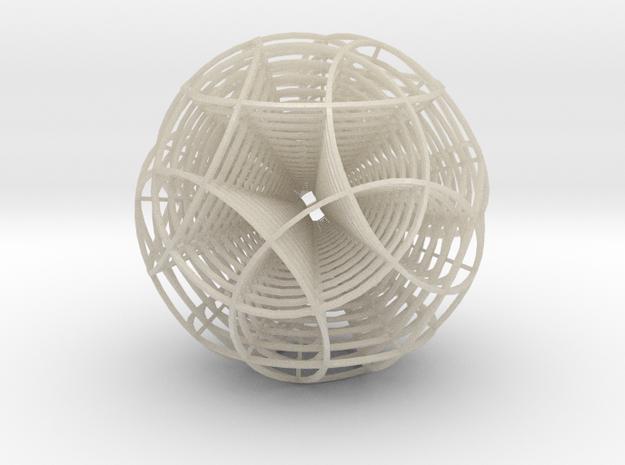 Echo Ball 3d printed