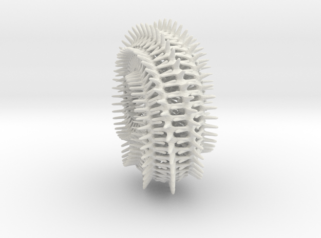 Backbone Spine 3d printed
