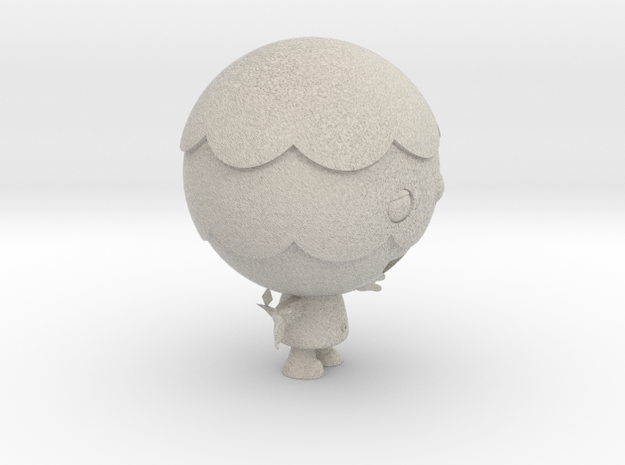 Retoy Character 3d printed