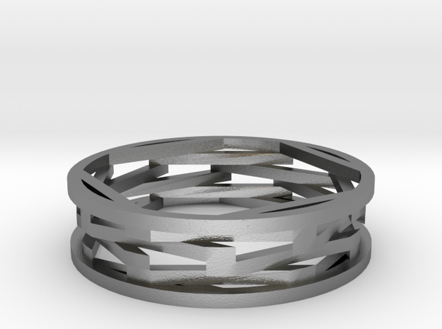 Ring - Scaffolding 3d printed