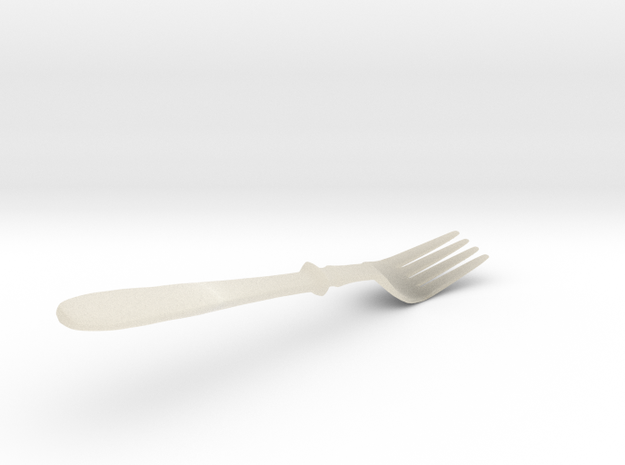 Grabber Fork 3d printed