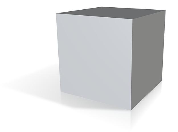 33 CUBE BLENDER 3d printed