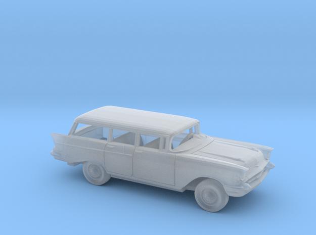 1/87 1957 Chevrolet One Fifty Station Wagon Kit